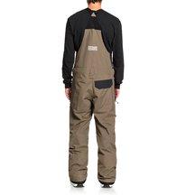 Brigade Shell Snowboard Bib Pants for Men  ADYTP03000