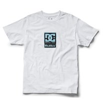 DC X Butter Goods Badge - T-Shirt for Men  ADYZT04728