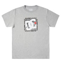 Big DC Square - T-Shirt for Men  ADYZT04812