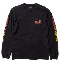AC/DC Highway To Hell - Long Sleeve T-Shirt for Men  ADYZT04983