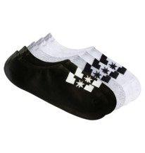 3 Pack - Liner Socks  EDBAA03003