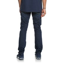Worker Medium Stone - Straight Fit Jeans for Men  EDYDP03388