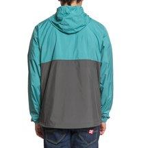 Sedgefield Packable - Water-Resistant Packable Hooded Half-Zip Anorak for Men  EDYJK03229