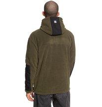 Tagans - Half-Zip Polar Fleece Hoodie for Men  EDYPF03041