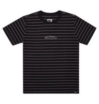 DIALLED STRIPE SS TEE  UDYKT03074