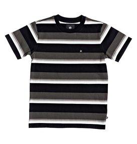 Wesley Stripes - T-Shirt for Boys 8-16  ADBKT03009