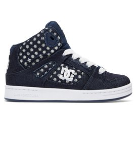 Rebound TX SE - High-Top Shoes for Girls  ADGS100071