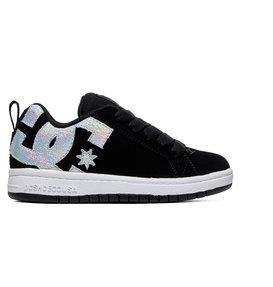 Court Graffik SE - Leather Shoes for Kids  ADGS100073