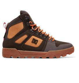Pure WNT - Winterized Water-Resistant Boots for Men  ADYB100006