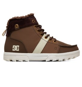 Woodland - Sherpa-Lined Winter Boots  ADYB700027