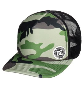 5be0623bd6b Mens Hats & Caps Complete Collection | DC Shoes