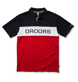 Droors Zion - Short Sleeve Polo Shirt  ADYKT03135