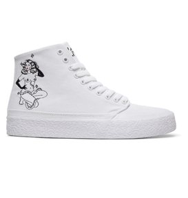 T-Funk Hi S X Tati - High-Top Skate Shoes for Men  ADYS300577