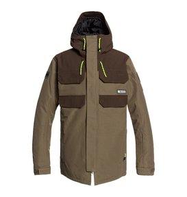 Haven - Snow Jacket for Men  ADYTJ03005