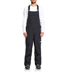 Brigade - Shell Snow Bib Pants for Men  ADYTP03000