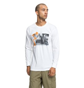 Evan Wall Ride - Long Sleeve T-Shirt for Men  ADYZT04391