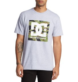 Square Camo Star - T-Shirt for Men  ADYZT04710