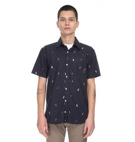DC CAMISA M/C 2 CAN  BR62281321