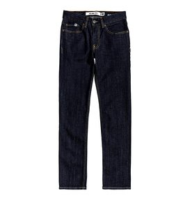 Worker Indigo Rinse - Slim Fit Jeans  EDBDP03055