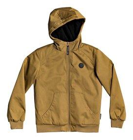 Ellis - Water Resistant Hooded Jacket  EDBJK03035