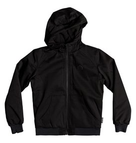Ellis - Water Resistant Hooded Jacket  EDBJK03035
