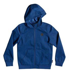 Ellis - Water-Resistant Hooded Jacket for Boys 8-16  EDBJK03044