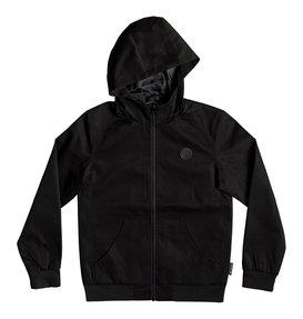 abbc0f02f Ellis - Water-Resistant Hooded Jacket for Boys 8-16 EDBJK03044