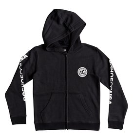 Circle Star - Zip-Up Hoodie for Boys 8-16  EDBSF03091