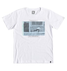 Tommy Push - T-Shirt for Boys 8-16  EDBZT03340