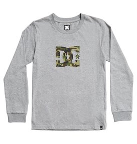 Star - Long Sleeve T-Shirt for Boys 8-16  EDBZT03359