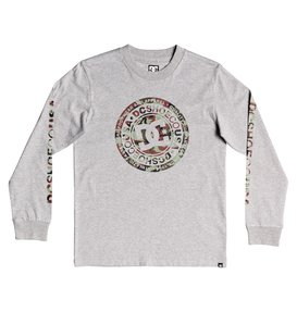 Circle Star - Long Sleeve T-Shirt  EDBZT03360