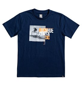 Tiago Court - T-Shirt for Boys 8-16  EDBZT03365