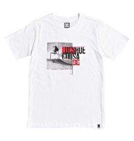 Tiago Court - T-Shirt for Boys 8-16  EDBZT03365