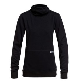 Veneer - Technical Cowl Neck Fleece  EDJFT03062