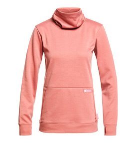 Veneer - Technical Cowl Neck Fleece for Women  EDJFT03062