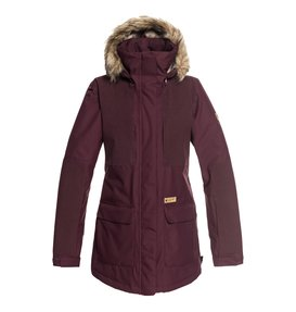 Panoramic - Parka Snow Jacket for Women  EDJTJ03032