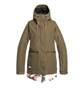 Riji - Snow Jacket for Women  EDJTJ03042