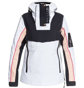 DC X PE Skyline - Snow Jacket for Women  EDJTJ03050
