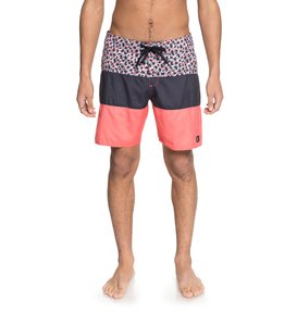 "Hot Blocked 18"" - Board Shorts for Men  EDYBS03069"