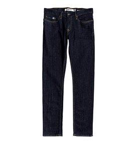 Worker Indigo Rinse - Slim Fit Jeans  EDYDP03399