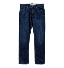Worker Medium Stone - Straight Fit Jeans  EDYDP03407