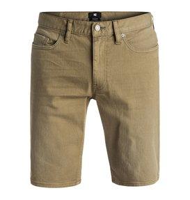Colour Straight - Denim Shorts  EDYDS03022