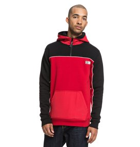 Clewiston - Half-Zip Hoodie for Men  EDYFT03390