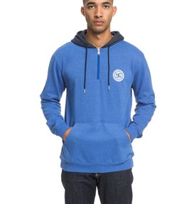 Rebel - Half-Zip Hoodie for Men  EDYFT03433