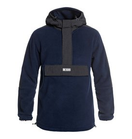 Shoreditch - Technical Hooded Half-Zip Fleece  EDYFT03440