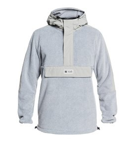 Shoreditch - Technical Hooded Half-Zip Fleece for Men  EDYFT03440