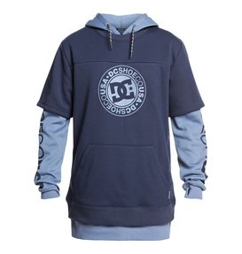 Dryden - Double Sleeve Hoodie for Men  EDYFT03442