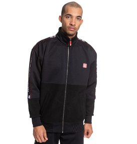 Pelton - Mock Neck Zip-Up Fleece  EDYFT03468