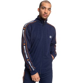 Westover - Zip-Up Half Neck Track Top  EDYFT03472