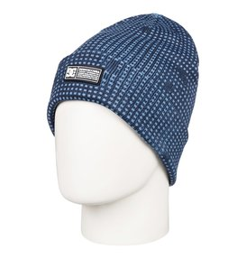 Label - Cuff Beanie for Men  EDYHA03095
